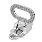 New Folding Non-slip 316 Stainless Steel Folding Step Pedal Bracket For Marine Boat Yacht Car