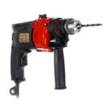 New 220V 1980W Electric Corded Power Impact Drill Driver W/ Bits Drills Set