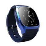 New GELIDA M26 Pro 1.4 Color Touch Smart Watch Pedometer Stopwatch Altimeter Thermometer Sports Fitness Bracelet