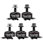 New 5 PCS Racerstar SPROG X 1507 2400KV 3-6S Brushless Motor CW & CCW  for Sprog Beginner RC Drone FPV Racing