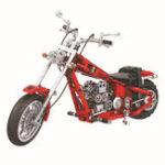 New WIN NER 7046 Exploiture Speed Racing Motorcycle Building Blocks Toys Model 568pcs Bricks