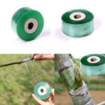 New 2 x 100m / Roll Gardening Tape Grafting Parafilm Garden Tools Fruit Tree Secateurs Engraft Branch Tape Stretch Film
