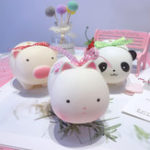 New Cartoon Pig Cat Koala Panda Piggy Bank Money Coin Holder Box Toy Decor Gift