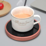 New Electric Tray Coffee Tea USB Drink Warmer Cup Glass Heater Hot Beverage Mug Pad