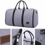 New Multifunctional Duffel Handbag Outdoor Sports Gym Fitness Yoga Travel Bag Suit Storage Shoulder Bag