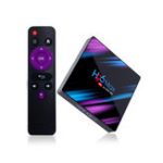 New H96 MAX RK3318 4GB RAM 64GB ROM 5G WIFI bluetooth 4.0 Android 9.0 4K VP9 H.265 TV Box