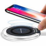 New Olaf 7.5W Fast Charging Wireless Charger For iPhone X XR XS Xiaomi Mi8 Mi9 Pocophone S9 Note S10 S10+