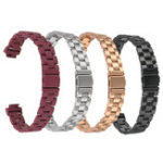 New Stainless Steel Watch Band Strap Replacement for Fitbit Inspire / Inspire HR