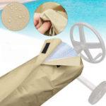 New 16Ft Swimming Pool Solar Blanket Roller Reel Waterproof Cover Outdoor Dust Protector Storage Bag
