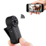 New Mini WiFi Surveillance Camera 1080P HD With Magnetic Network Camera HD Exercise IP Camera