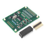 New ADS1256IDB Analog to Digital Conversion Module 24 Bit ADC Data Acquisition Module Single Ended Differential Input