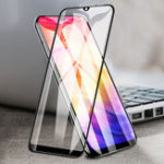 New Bakeey 5D Full Coverage Anti-explosion Tempered Glass Screen Protector for Xiaomi Redmi 7