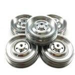 New 5Pcs/Set JJRC Q65 1/16 Metal RC Car Wheel Hub