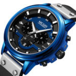 New MEGIR 2080 24Hours Chronograph Luminous Men Quartz Watch