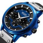 New MEGIR 2080 24Hours Chronograph Luminous Men Quartz Watch