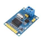 New MCP2515 CAN Bus Module Board TJA1050 Receiver SPI for Arduino 51 MCU ARM Controller