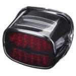 New Black Smoke LED Motorcycle Tail Brake Light For Harley Davidson Electra Street Glide