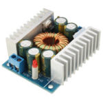 New 3pcs DC-DC 4.5-30V to 0.8-28V 8A 100W Step Down Module Buck Converter LED Power Supply