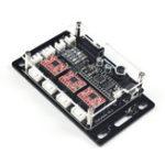 New EleksMaker® Mana 3 Axis w/ Holder Stepper Motor Driver Laser Controller Board CNC Engraver Engraving Machine DC 12V