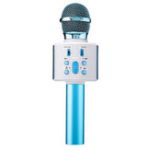 New V6 bluetooth Microphone for Android IOS Mobile Phone KTV Live Broadcast Mic Speaker