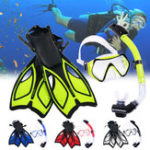 New Professional Snorkel Set Diving Mask  for Adult Youth