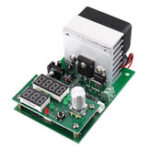 New Electronic Load 9.99A 60W 30V Multi-functional Constant Current Discharge Power Supply Battery Capacity Tester Module