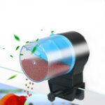 New Automatic Feeder Food Dispenser USB Rechargeable for Aquarium Fish Shrimp Turtle Tank
