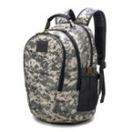 New Men Outdoor Tactical Bag Camouflage Backpack