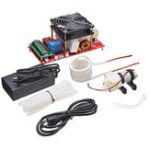 New 2000W ZVS Induction Heating Module Board Flyback Driver Heater Good Heat Dissipation With Coil Pump Power Adapter Kit