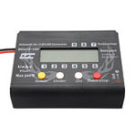 New UN-A9 PLUS+ 300W 12A Balance Charger Discharger With Parallel Charging Board for 2-9S Lipo Battery