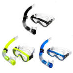 New Adult Diving Anti-Fog Snorkeling Swimming Glasses Mask