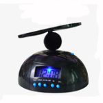 New Home Decor Creative Clock Digital Crazy Annoying Flying Helicopter Alarm Clock