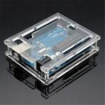 New Geekcreit® UNO R3 ATmega16U2 AVR USB Development Board With Housing For Arduino