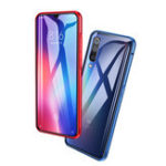New Bakeey 360º Front+Back Double-sided Full Body 9H Tempered Glass Metal Magnetic Adsorption Flip Protective Case For Xiaomi Mi 9 / Xiaomi Mi9 Transparent Edition