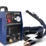 New CUT50 220V 50A Plasma Cutter Plasma Cutting Machine with PT31 Cutting Torch Welding Accessories