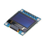 New 5pcs Geekcreit® 7Pin 0.96 Inch OLED Display 12864 SSD1306 SPI IIC Serial LCD Screen Module For Arduino