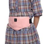 New 3 Files Waist Belt Electric Lower Belly Waist Vibration
