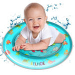 New PVC Inflatable Swimming Air Mattress Water Cushion Baby Kids Infant Toddlers Tummy Water Play Fun Toy Ice Mat Pad