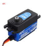 New 4PCS SPT Servo SPT4412LV 12KG Large Torque Short Body Metal Gear Digital Servo For RC Airplane Car Boat