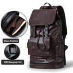 New Men Leisure Casual Multifunctional Multi-Carry Backpack