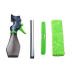 New Auto Window Cleaner Windscreen Microfiber Multi-function Spray Car Wash Brush Handle Car Cleaning Tool Brushes