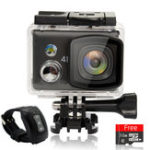 New SJ9100 Pro 4K WiFi 2.5D Retina Touch Screen Waterproof  FPV Sport Camera Remote Control