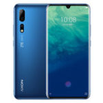 New ZTE AXON 10 Pro 6.47 Inch FHD+ Waterdrop Display NFC Android P AI Triple Rear Cameras 8GB 256GB Snapdragon 855 4G Smartphone