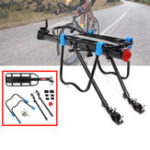 New BIKIGHT Alloy Bike Cargo Rack Disassembly Aluminum Alloy Rack Rear Shelf Seat Max Load 75kg