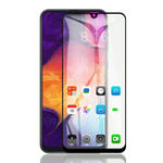 New Bakeey Anti-Explosion 5D Tempered Glass Screen Protector for Samsung Galaxy A50 2019