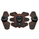 New EMS LCD USB Abdominal Muscle Trainer Gear Abdomen Waist Body