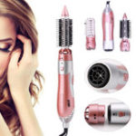 New 2 IN 1 Multifunctional Styling Tool Hair Dryer Curler Comb