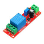 New 5pcs NE555 Chip Time Delay Relay Module Single Steady Switch Time Switch 12V