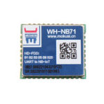 New Multi-band NB-iot Wireless Communication Module with Huawei Chip WH-NB71 Embedded