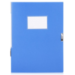 New Deli 5606 3 Inch Blue Document File Folder For Office Conference